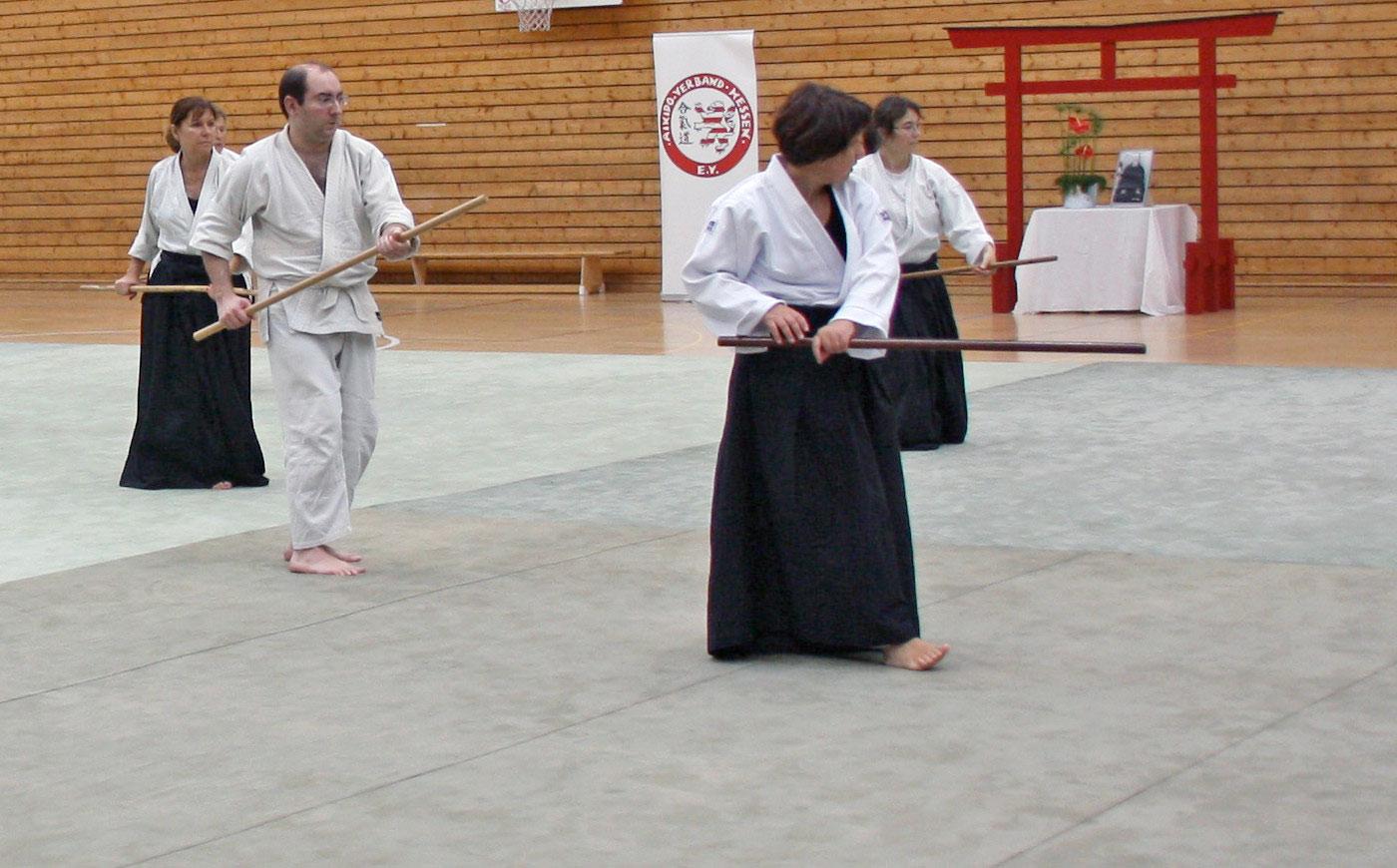 SKV Mörfelden Aikido